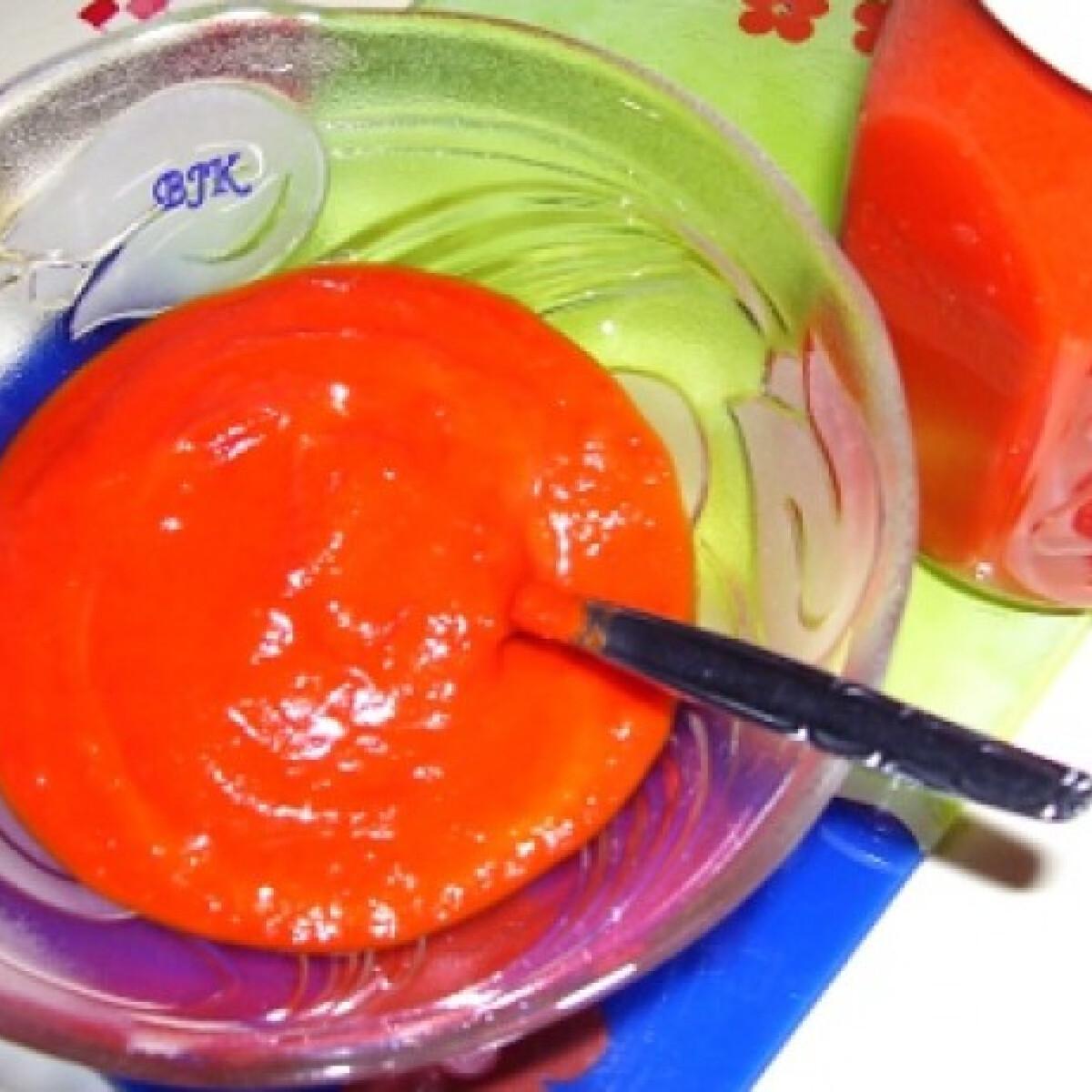 Ezen a képen: Paprikakrém Bjkata konyhájából