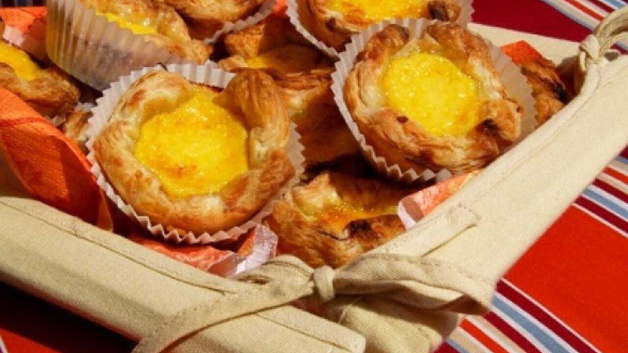 Pastéis de Belém Mignon konyhájából