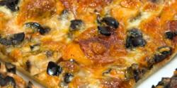 Pizza Marzocco konyhájából