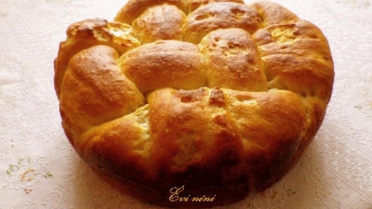 Köményes-búzacsírás kenyér