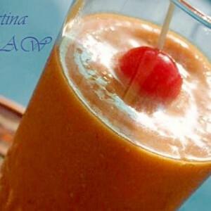Goji-bogyós vitamindús gyümölcsturmix