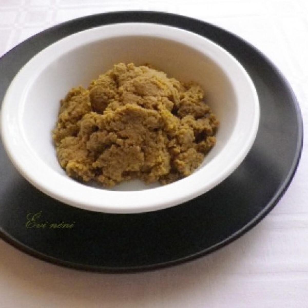 Zöld currypaszta