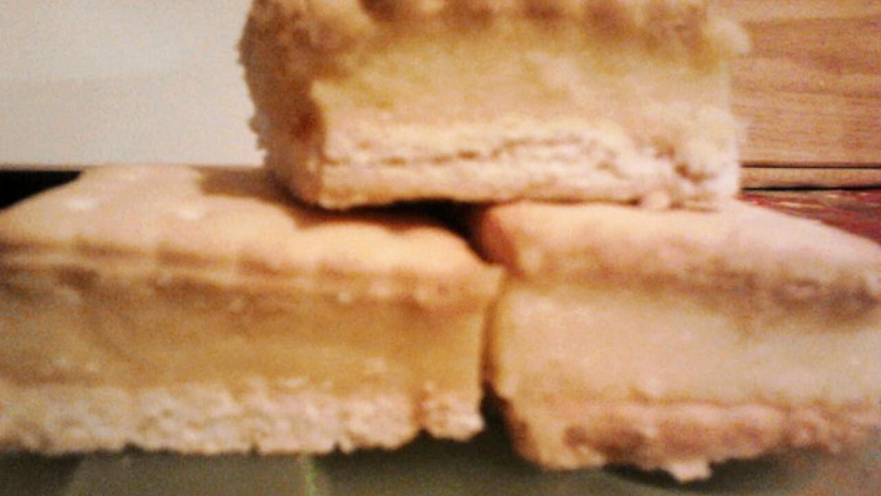 Kekszes krémes Csilla konyhájából