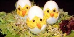 Húsvéti csibék tojásban 2.