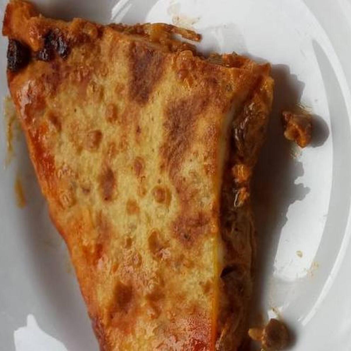 Szegfűgombás quesadilla