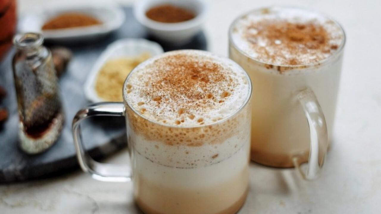 Igazi Pumpkin Spice Latte egyszerűen