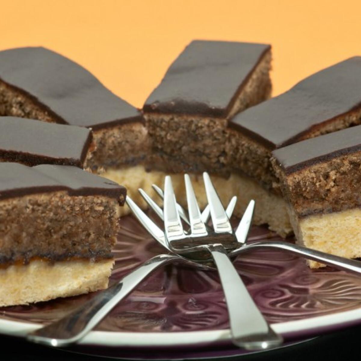 Ezen a képen: Csokis diós Tomatotree konyhájából