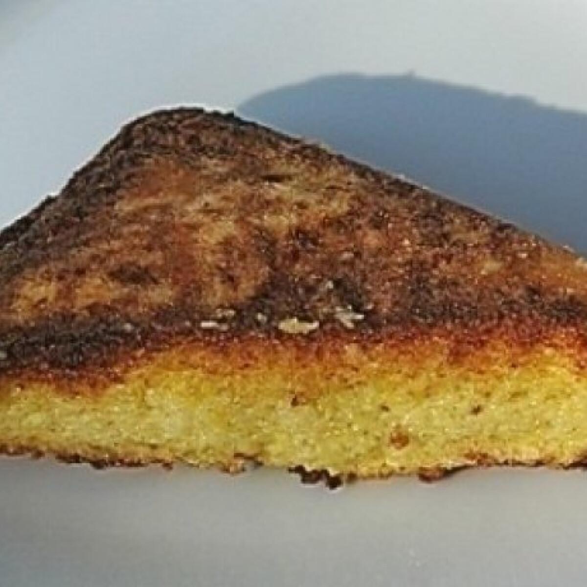 Ezen a képen: Sült polenta