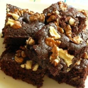 Brownies ahogy Zsuffa készíti