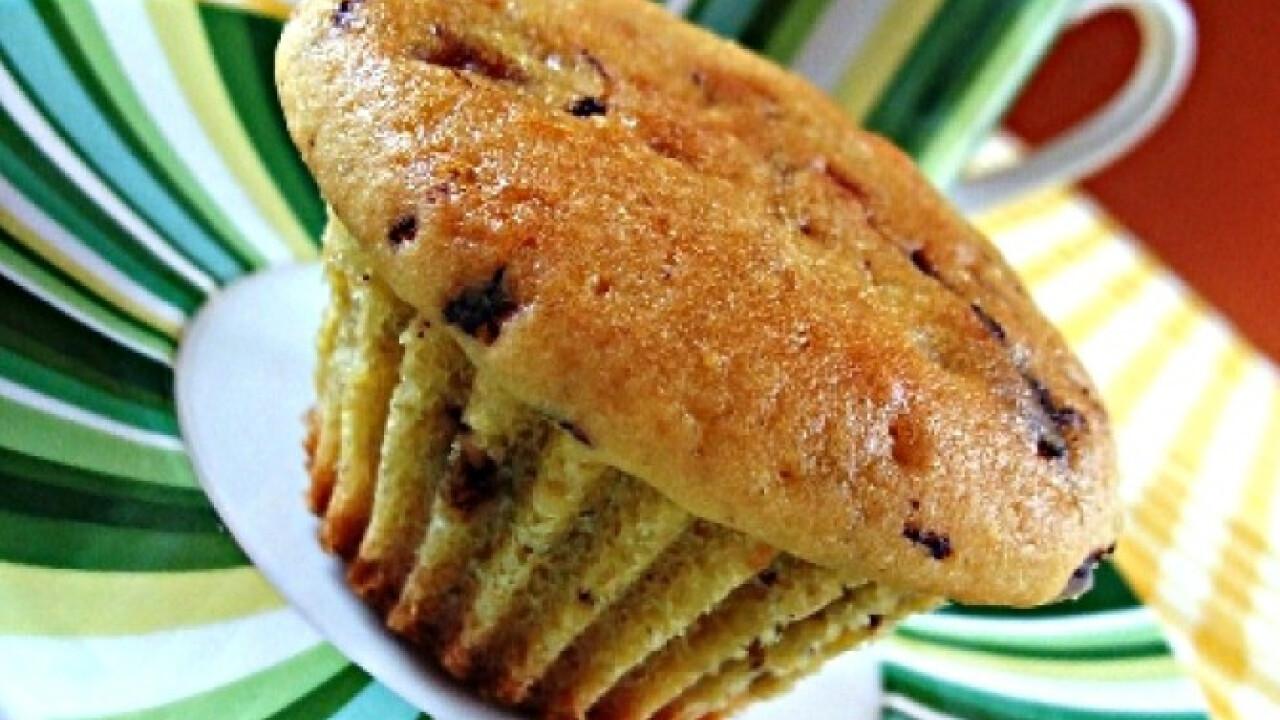 Narancsos-csokis muffin Anditól