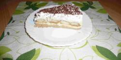 Sütés nélküli gesztenyés torta