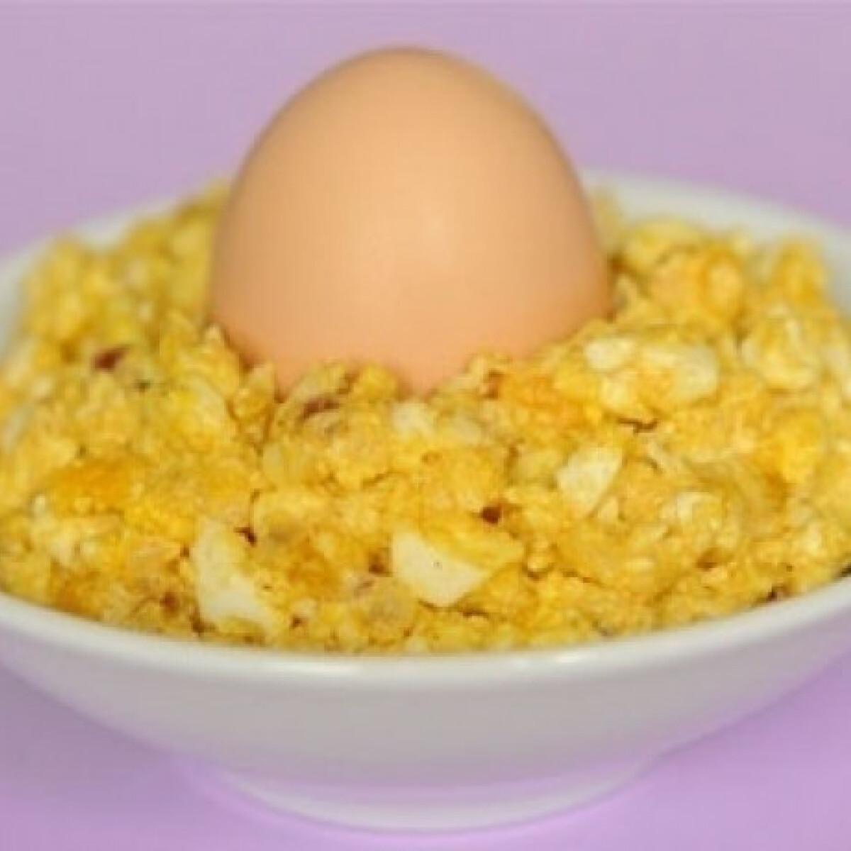 Ezen a képen: Zsidó tojás