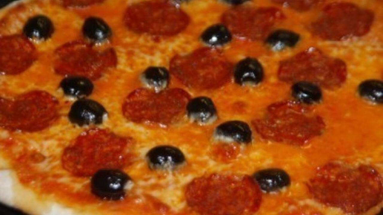 Nápolyi pizza- Pizza 19.