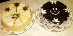 5 perces mikrós torták