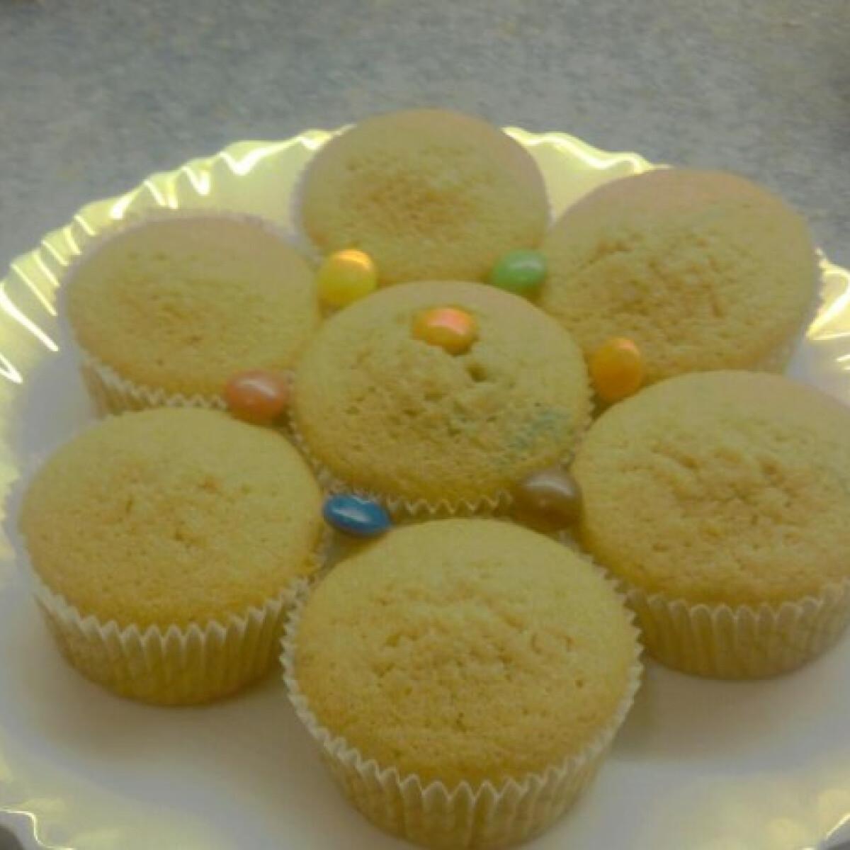 Ezen a képen: Narancsos-kakaós muffin Dorci konyhájából