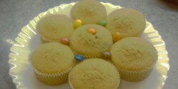 Narancsos-kakaós muffin Dorci konyhájából