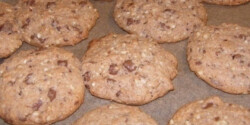 Chocolate chips cookies 2.
