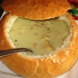 Fokhagymakrémleves 9.- avagy Vámpírűző leves