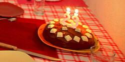 Kakaós krém tortába