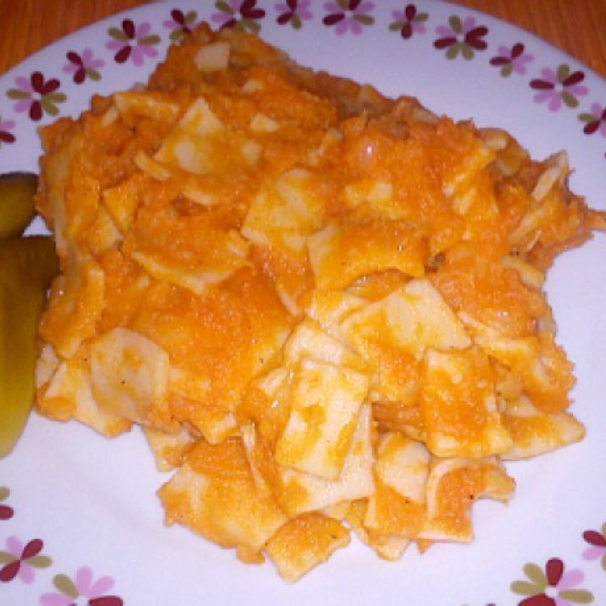 Krumplis tészta házi tésztával