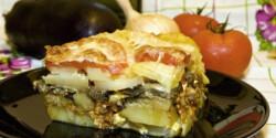 Muszaka Tomatotree konyhájából