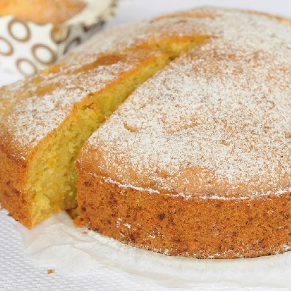 Ezen a képen: Olívaolaj-torta