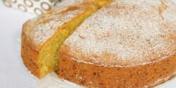 Olívaolaj-torta