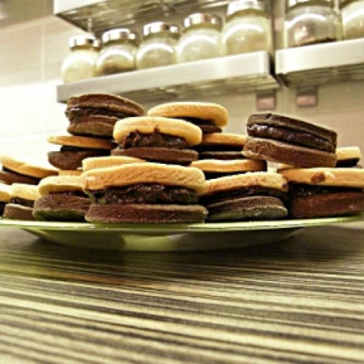 Ezen a képen: Pilóta keksz házilag Kendőcskétől