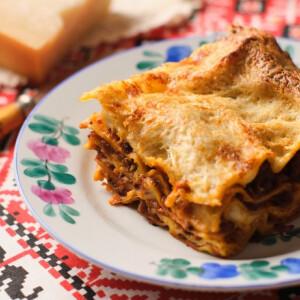 Eredeti lasagne al forno