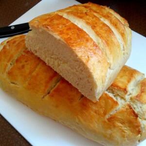 Félórás kenyérke