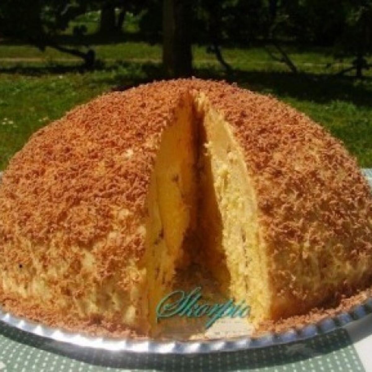 Ezen a képen: Hangyaboly sütemény