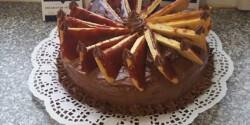 Dobos-torta ahogy a Nagymamám készíti