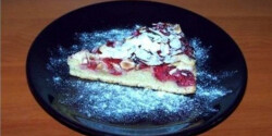 Málnás-mandulás torta diétásan