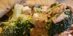Tonhalas brokkolisaláta