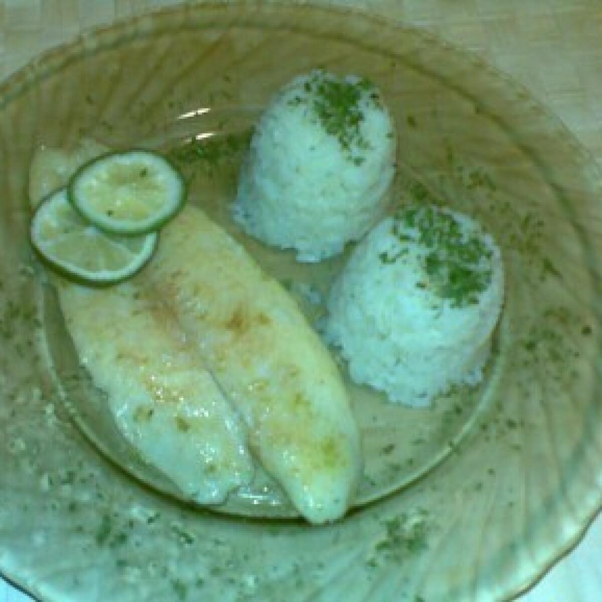Lime-os tengeri halfilé