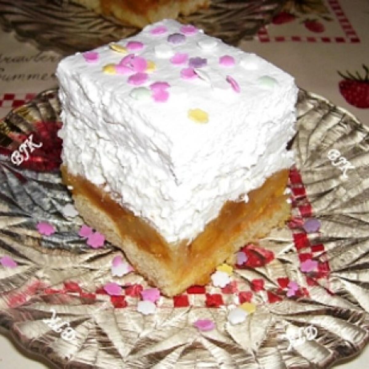 Túróhabos sütés nélkül