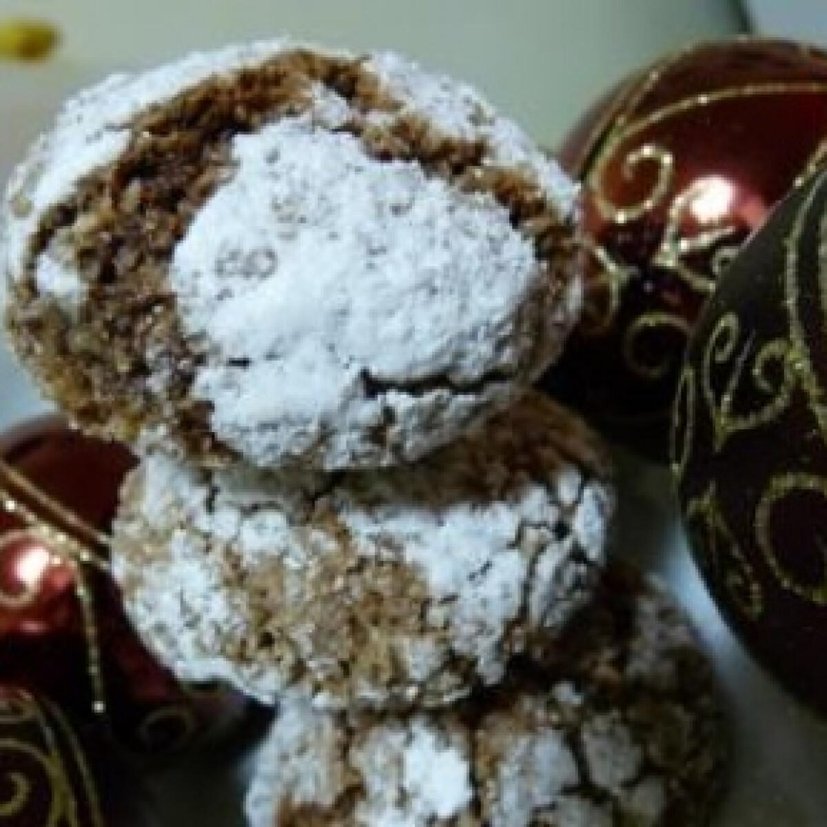 Ezen a képen: Csokis-kókuszos drazsépuszedlik