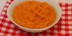 Sültpaprikás hummusz
