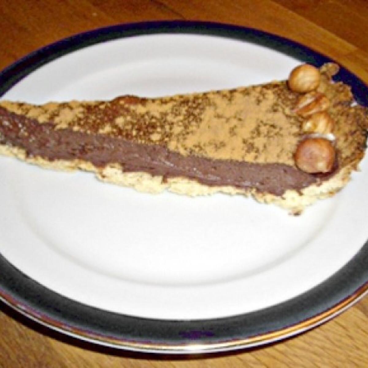 Ezen a képen: Csokoládé-mousse szelet Kikker konyhájából
