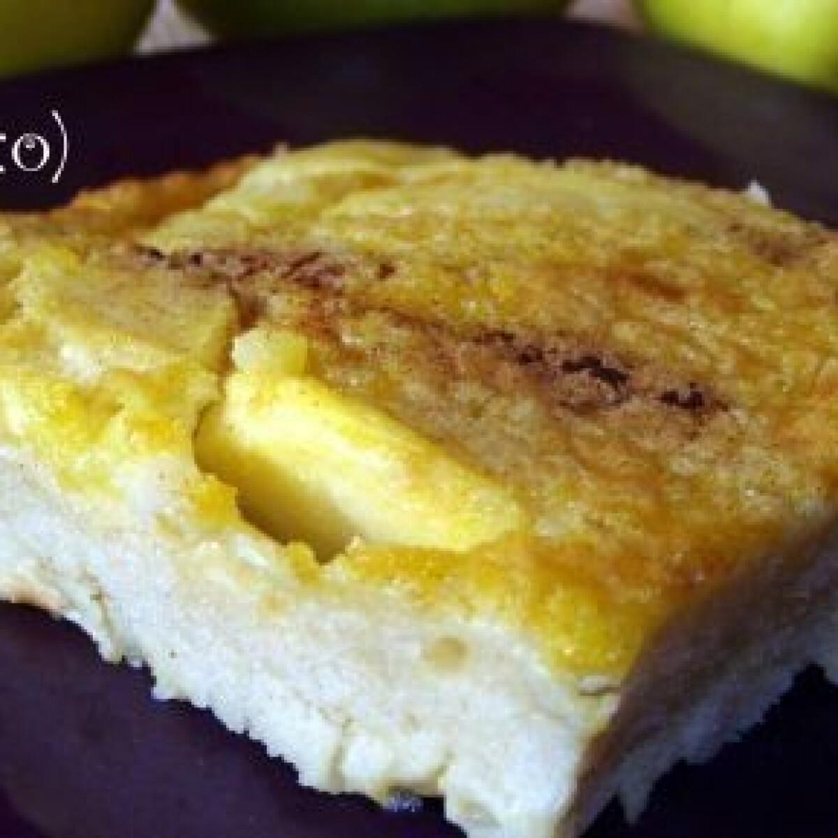 Ezen a képen: Almás palacsinta sütőben 3.