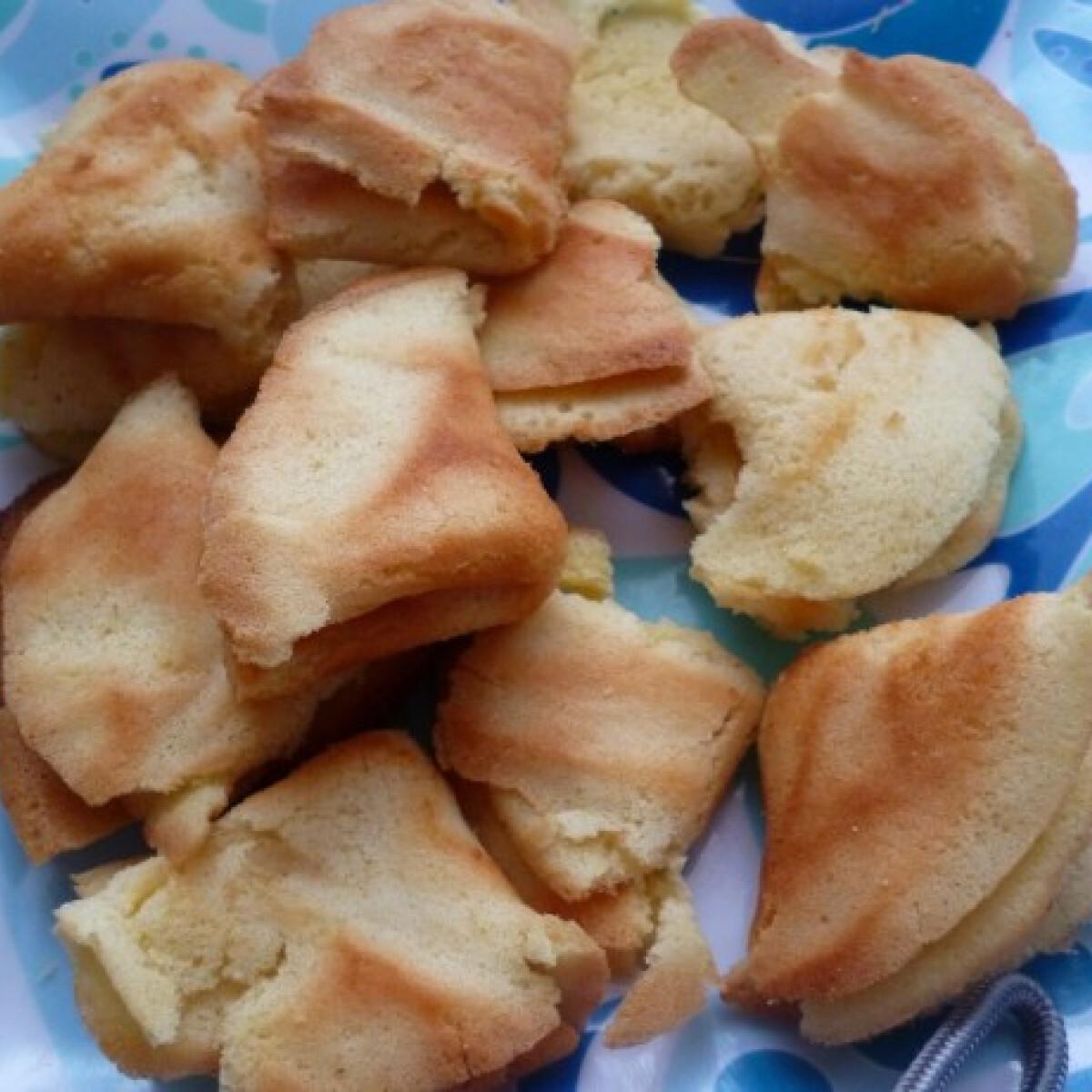 Ezen a képen: Szerencsesüti Mirabella konyhájából