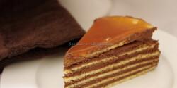 Dobos-torta Szofikától