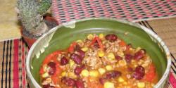 Mexikói chilis bab nyultanti konyhájából