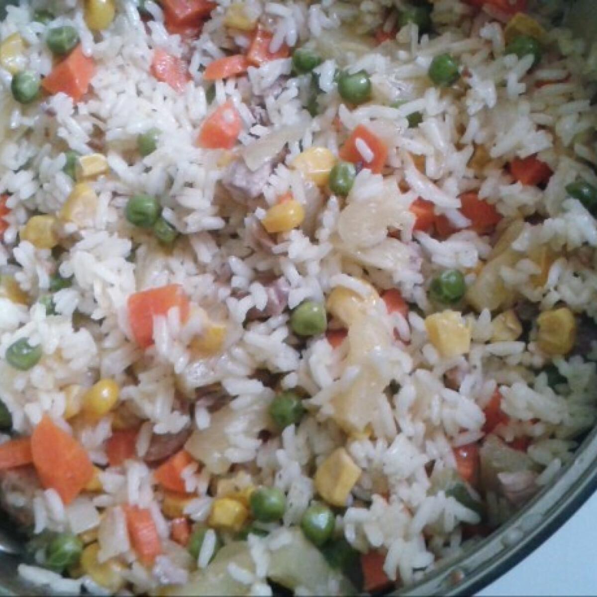 Ezen a képen: Hawaii rizs