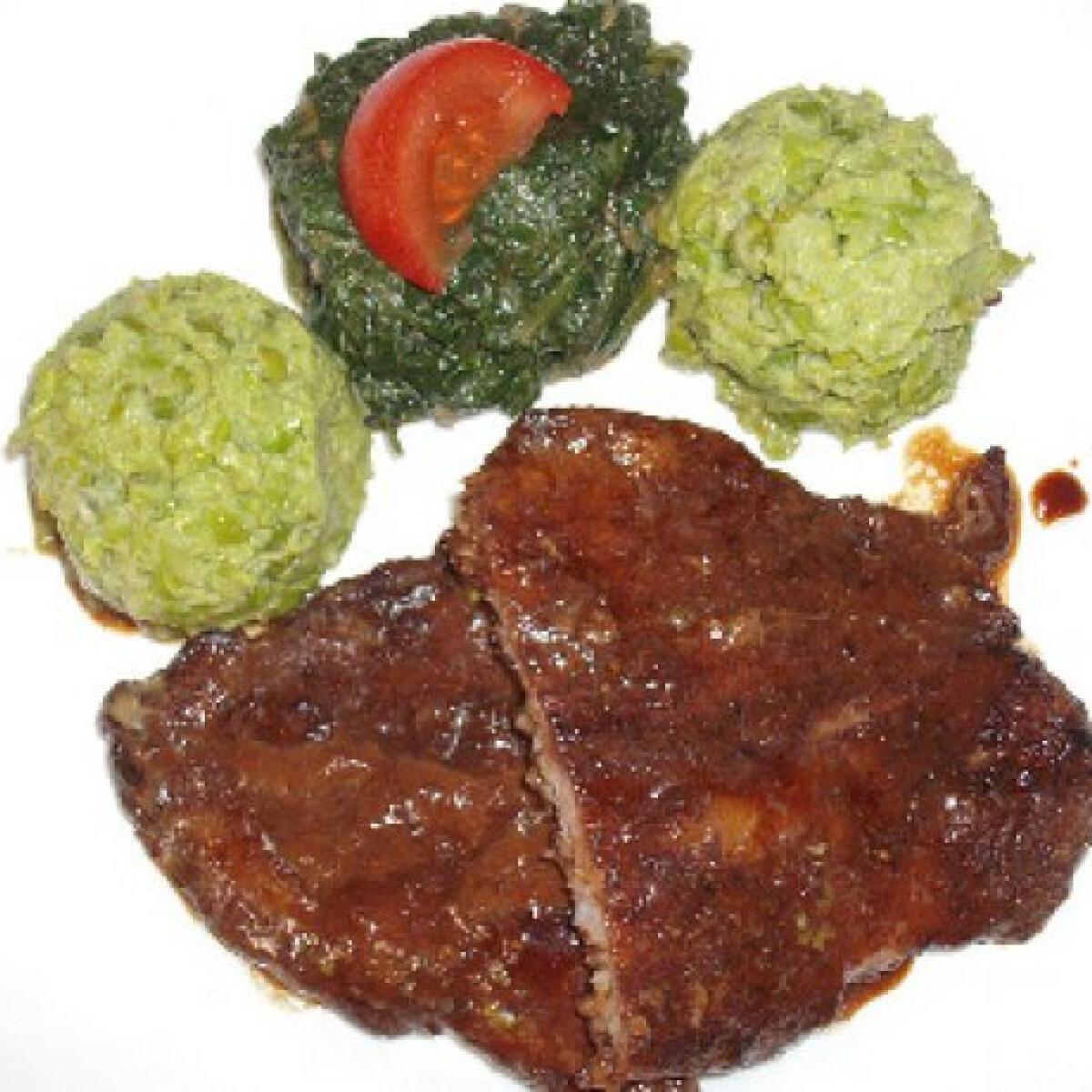 Szójaszószos-ötfűszeres pangasius