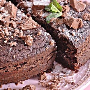 Toblerone torta
