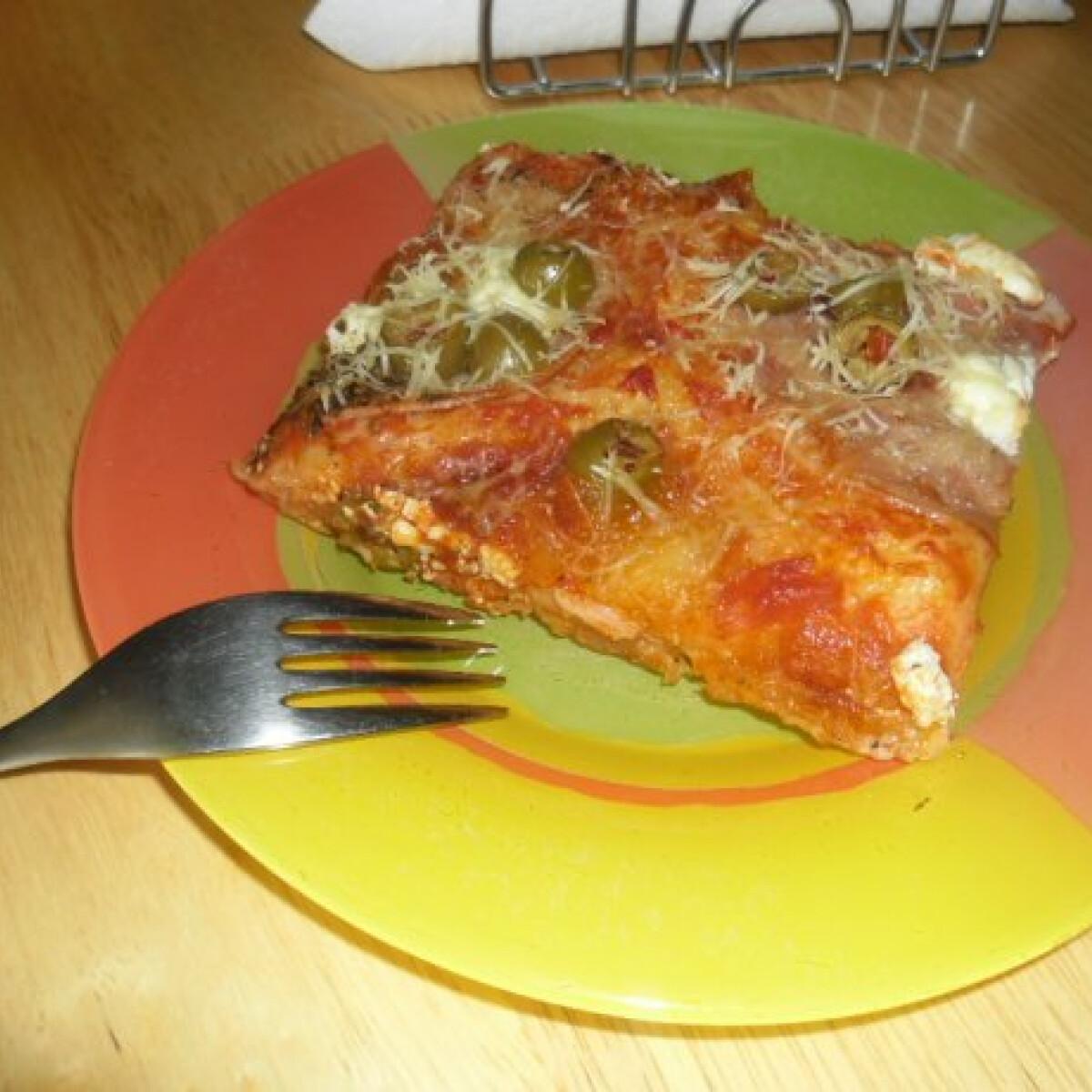 Ezen a képen: Pizza tang zhonggal
