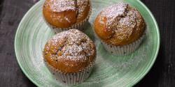 Klasszikus sütőtökös muffin