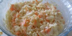 Nigella-féle majonézes káposztasaláta