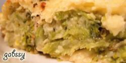 Csőben sült brokkoli 2.